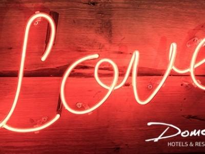 Valentine's day at Domotel Hotels & Resorts