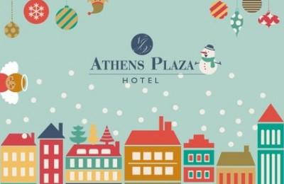 Athens Plaza Hotels x-mas