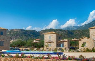 Mythos Villas Early Booking Offer