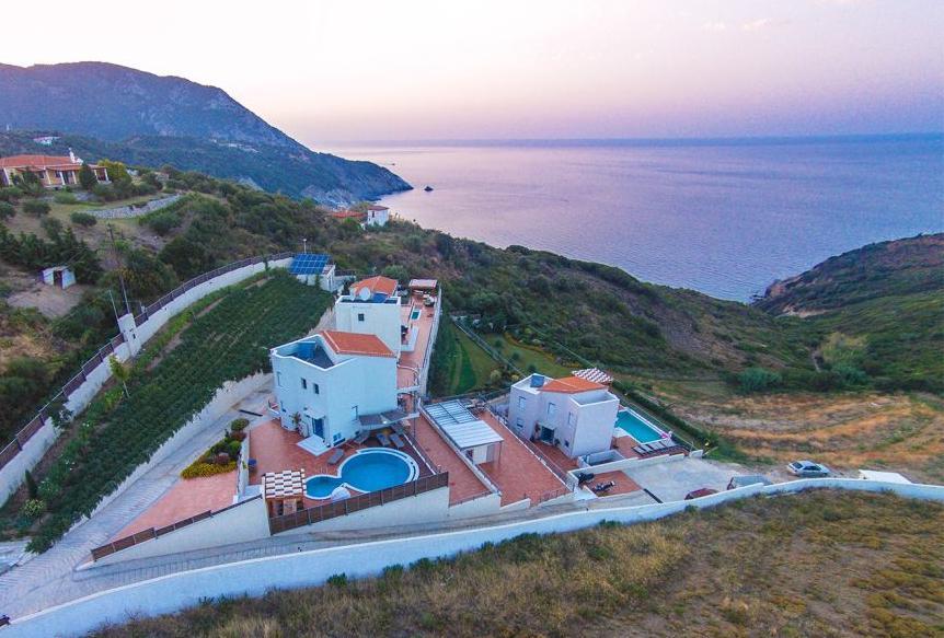 Aries Villas Free cruise Skiathos Skopelos island