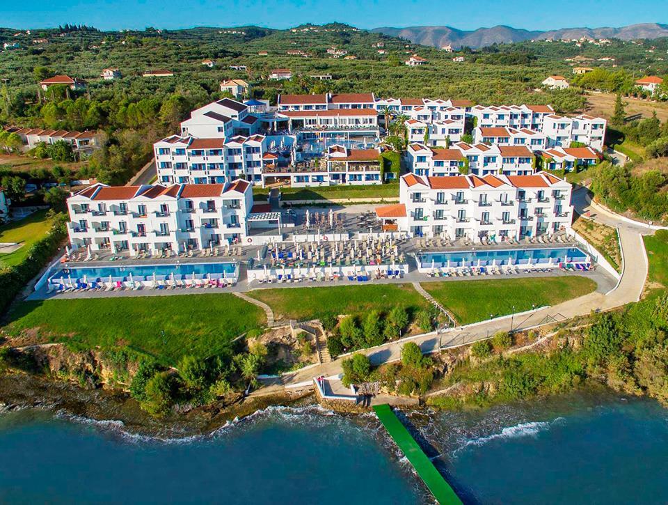 Summer Offer 2017 Sentido Louis Plagos Beach Hotel Zakynthos Zante