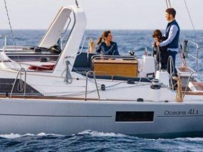 MG Yachts Sailing