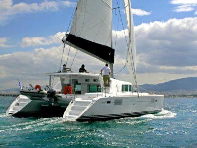 Charter Lagoon 440 Yachts Sailing.com