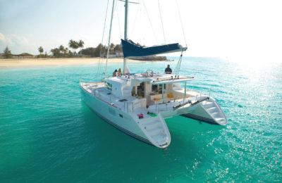 Lagoon 440 Yachts Sailing