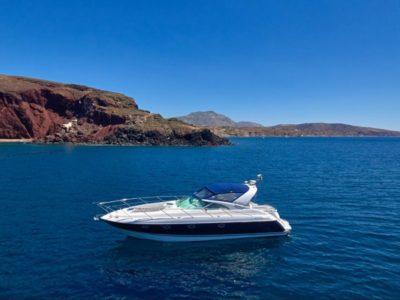 Yachts Sailing Motot Yacht Fairiline 43