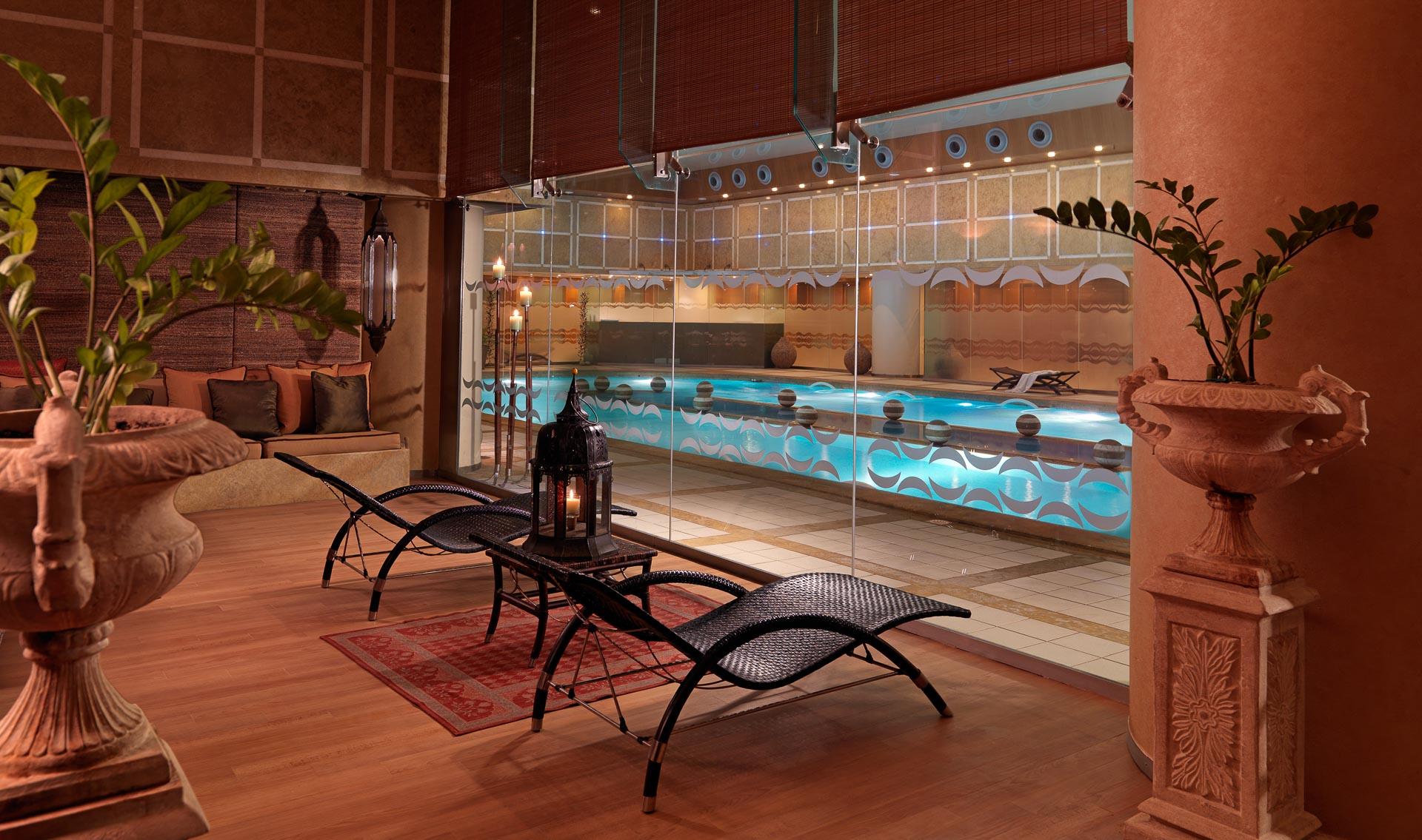 Divani Indoor Pool