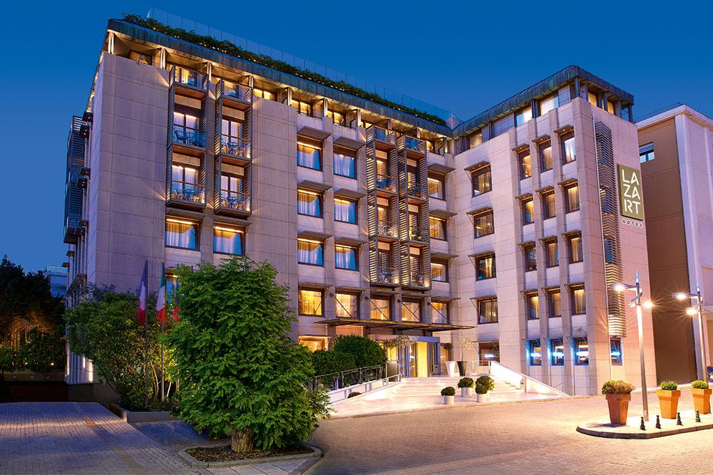 Lazart-Hotel