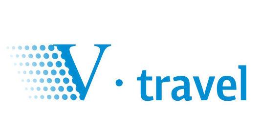 V travel Logo