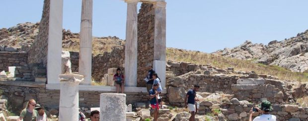 Discover Delos with Azzurro Travel - Travel Offers by Greek Travel Pages 40a62e744eb