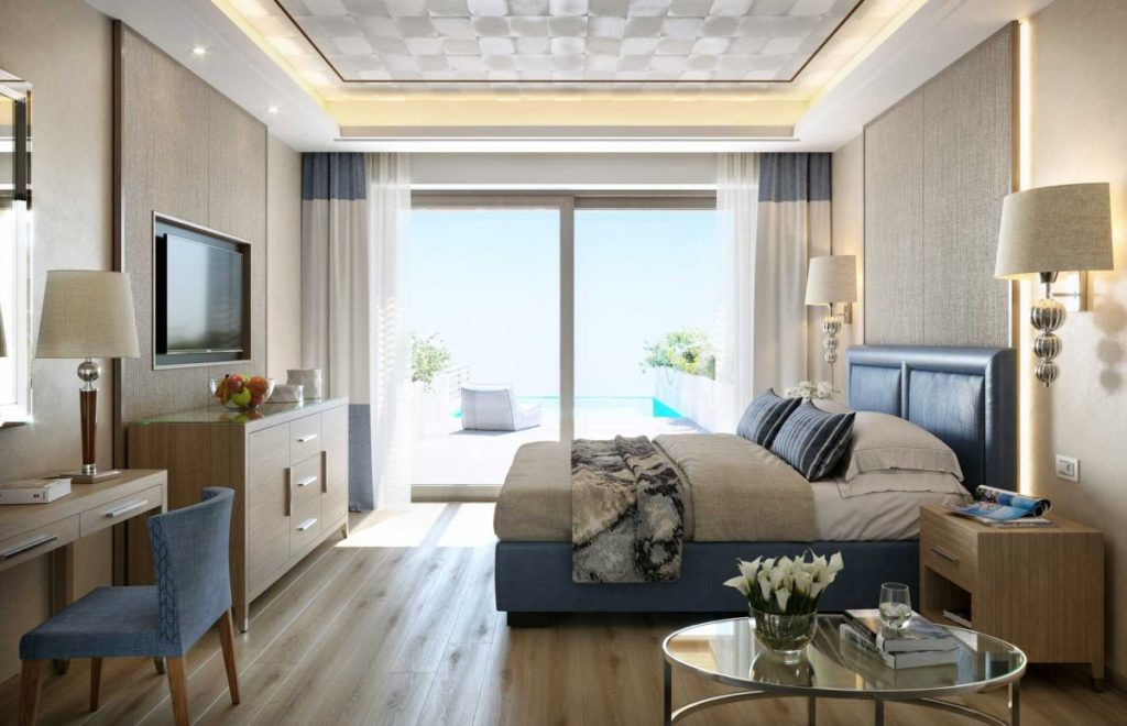 Executive Suites with Private Pool, Electra Kefalonia Hotel & Spa