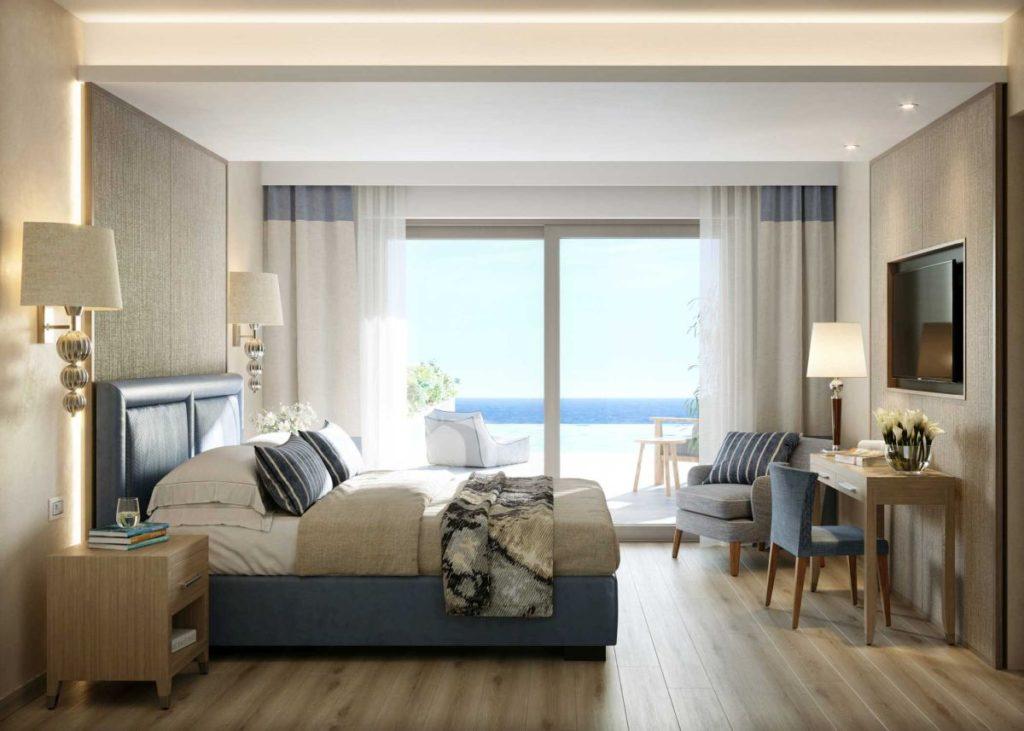 Superior Maisonette Sea view, Electra Kefalonia Hotel & Spa