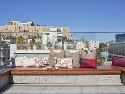 Acropolis View, Philippos Hotel