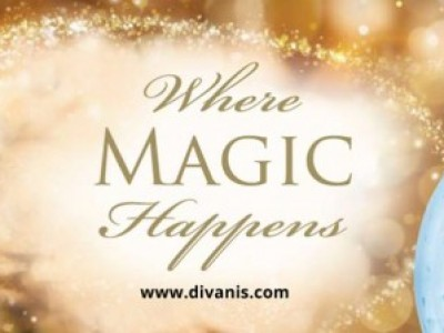 Divanis Where Magic Happens