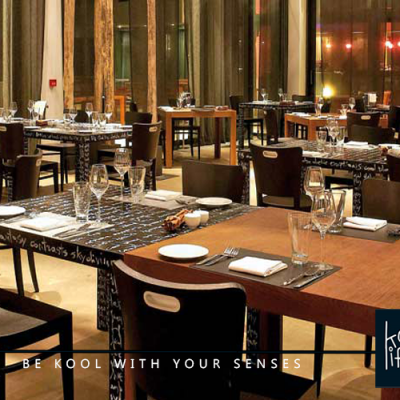 Kool Life Restaurant Interior