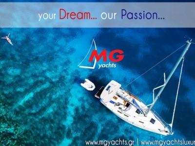 MG Yachts: διακοπές με ιστιοπλοϊκό σκάφος