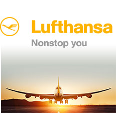 Lufthansa Nonstop you