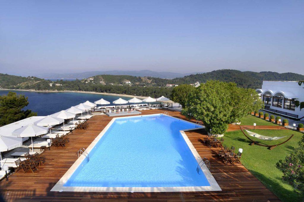 Skiathos Palace Pool View