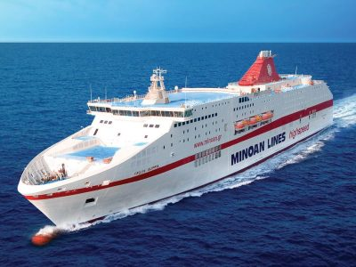 Minoan Lines Cruise Olympia