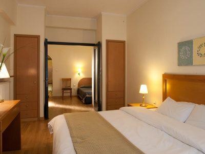 Achilleas Hotel room