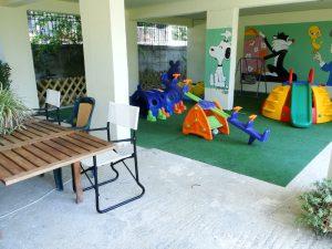 Kapougiati Studios playground