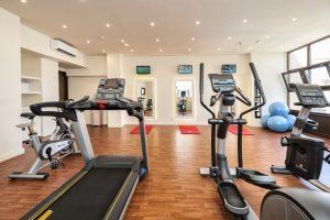 Akali Hotel Fitness Room