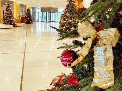Hilton Athens Χριστούγεννα Πρωτοχρονιά