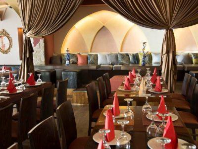 Sahara Restaurant Χριστουγεννιάτικο Ρεβεγιόν