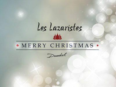 Domotel Les Lazaristes Merry Xmas