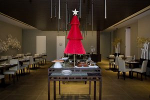 Domotel Kastri Christmas Buffet Breakfast