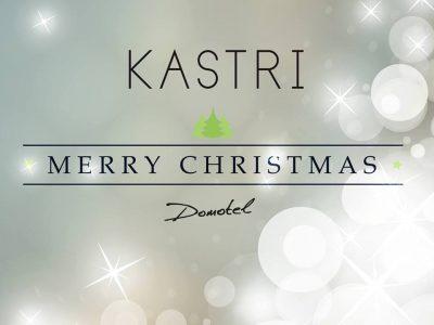 Domotel Kastri Merry Christmas