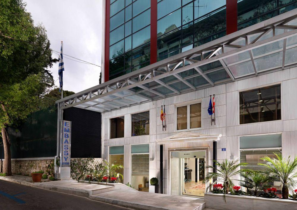 Best Western Embassy Hotel