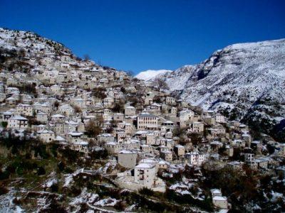 Grande Tours Syrrako
