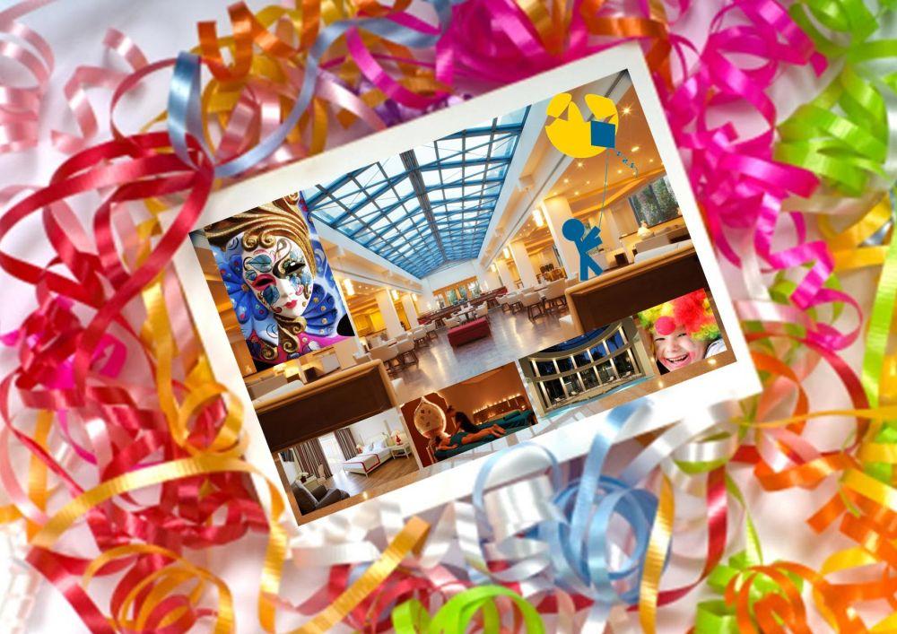 Απόκριες Καθαρά Δευτέρα Κορινθία Alkyon Resort Hotel πακέτο προσφορά διαμονής