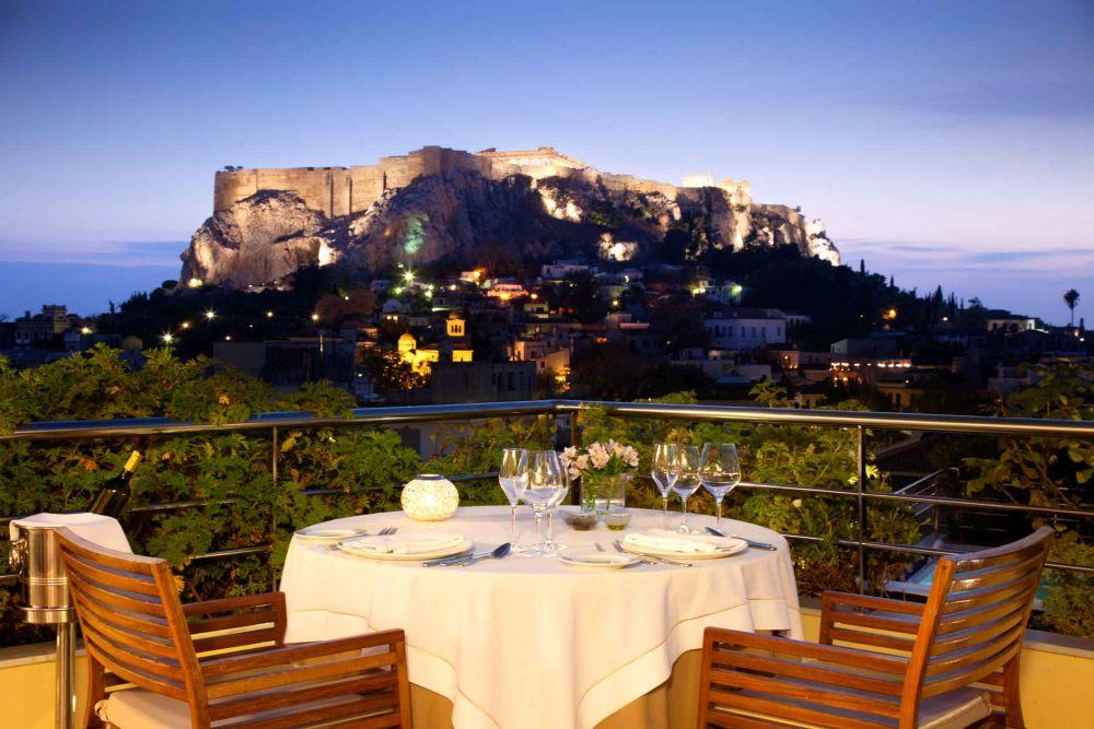 Γιορτάστε Ημέρα Αγίου Βαλεντίνου Electra Palace Athens