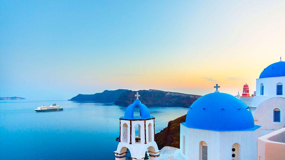 Five Continent Cruises Εφτά Νύχτες Κρουαζιέρα Ελληνικά Νησιά