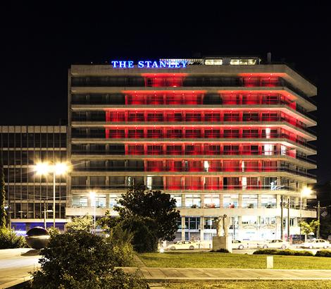 Γιορτάστε Ημέρα Αγίου Βαλεντίνου Ξενοδοχείο The Stanley προσφορά μενού διαμονής
