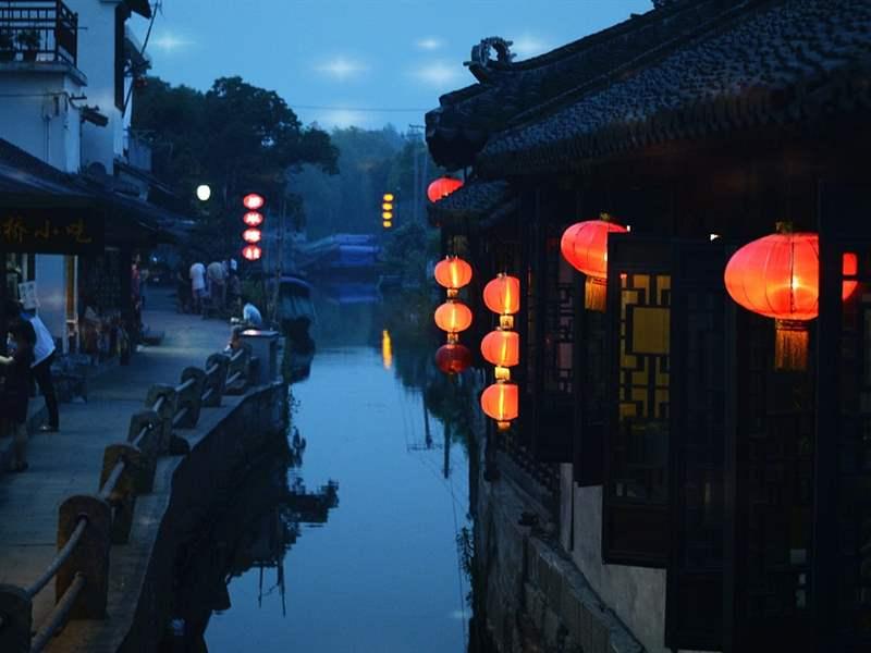 Πάσχα Κλασική Κίνα Υδάτινες Πολιτείες Cosmorama εκδρομή εξωτερικού
