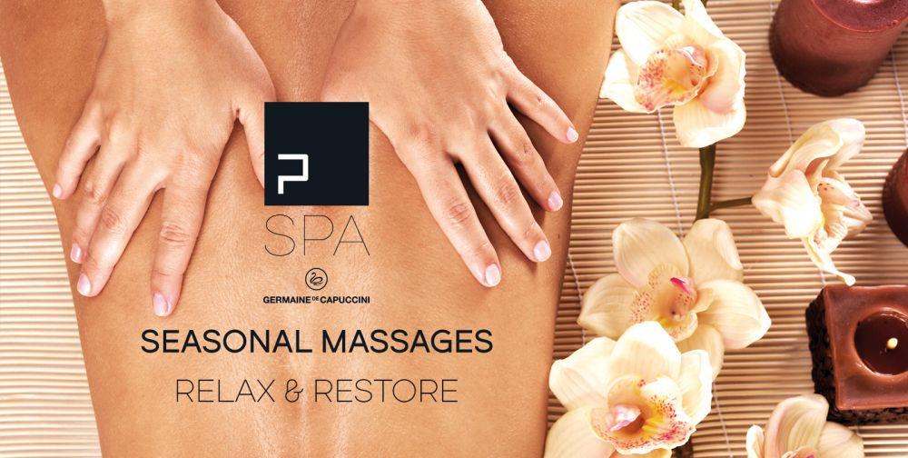 Seasonal Massages ξενοδοχείο Porto Palace Θεσσαλονίκη περιποίηση υπηρεσίες spa