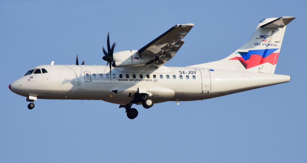 Sky Express Προσφορά αεροπορικών εισιτηρίων Σύρο Νάξο Κύθηρα