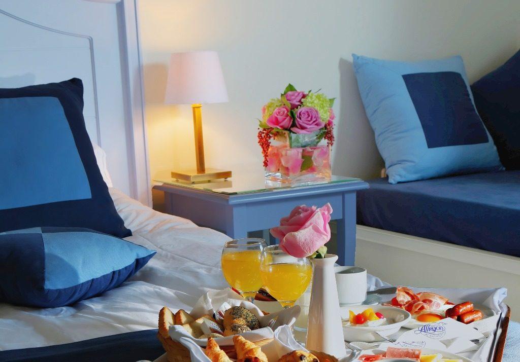 Ανοιξιάτικο Wellbeing Alkyon Resort Hotel & Spa Βραχάτι Κορινθίας προσφορά διαμονής