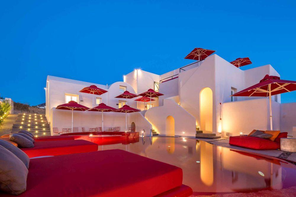 Ειδική προσφορά διαμονής Art Hotel Σαντορίνη