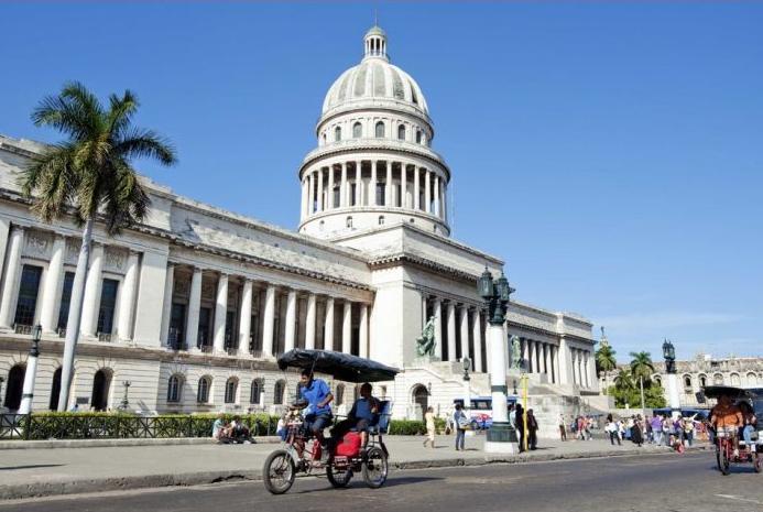 Five Continent Cruises Εξωτικό ταξίδι Κούβα Αβάνα Βαραδέρο