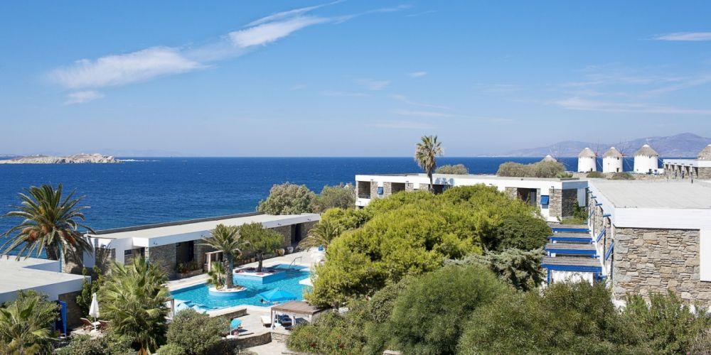 Προσφορά τελευταίας στιγμής Καλοκαίρι 2017 Mykonos Theoxenia Hotel Μύκονος
