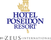 Poseidon Resort Loutraki logo