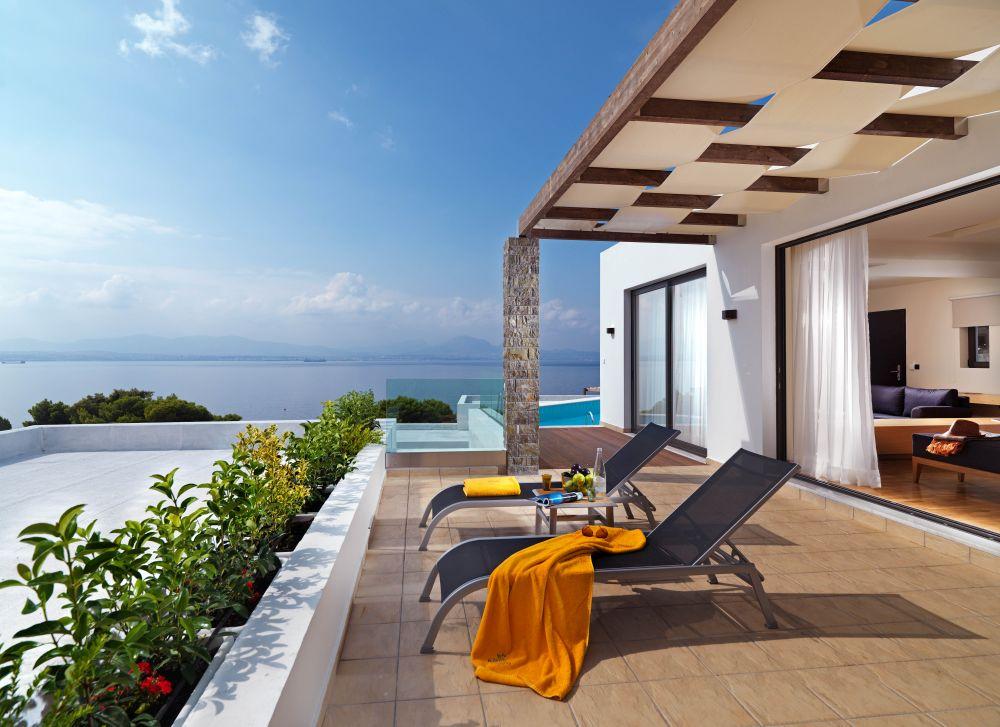Poseidon Resort Hotel Λουτράκι
