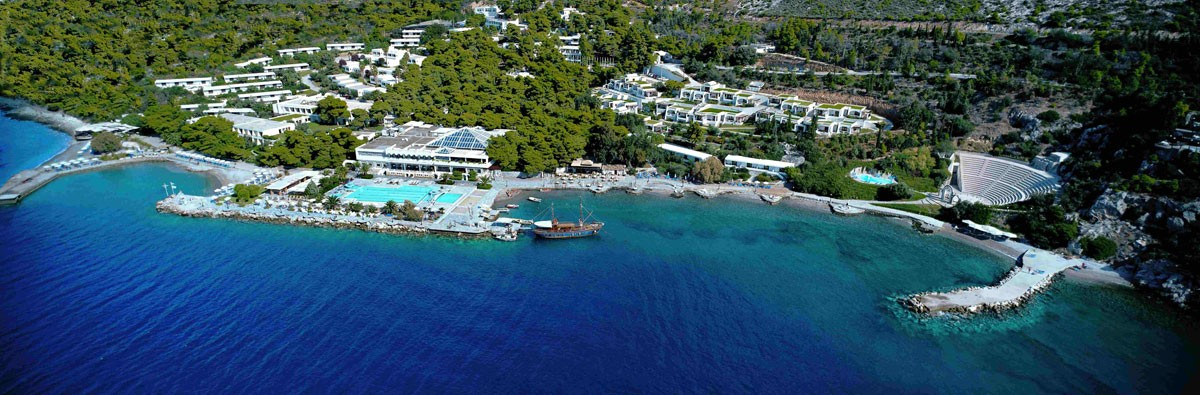 Poseidon Resort Loutraki Πανοραμική