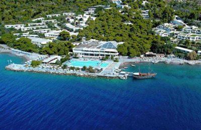 Poseidon Resort Loutraki Featured