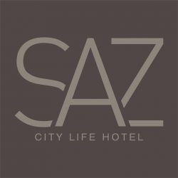 Saz City Life Hotel logo