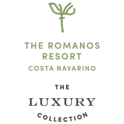 The Romanos Resort Costa Navarino logo