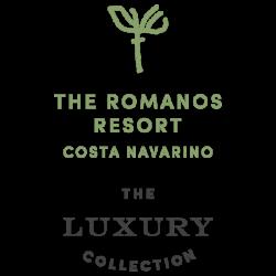The Romanos Resort Costa Navarino logo